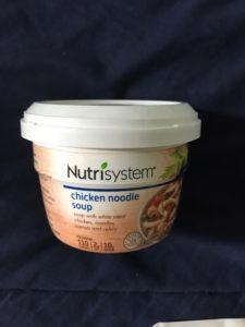 Nutrisystem - Chicken Noodle Soup