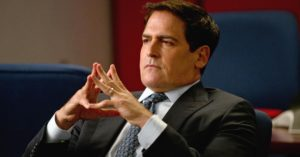 Mark Cuban Thinking on Shark Tank