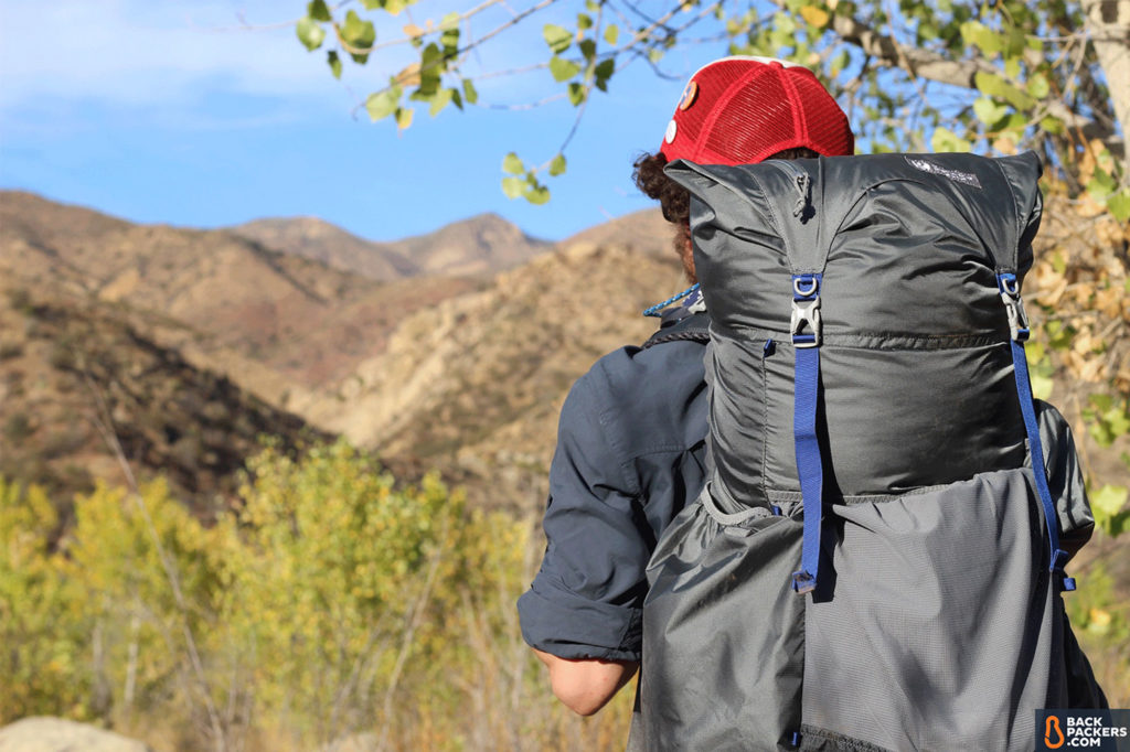 In addition to the large main compartment, the pack has a total of 7 external pockets of varying sizes, making it easy to distribute your gear.