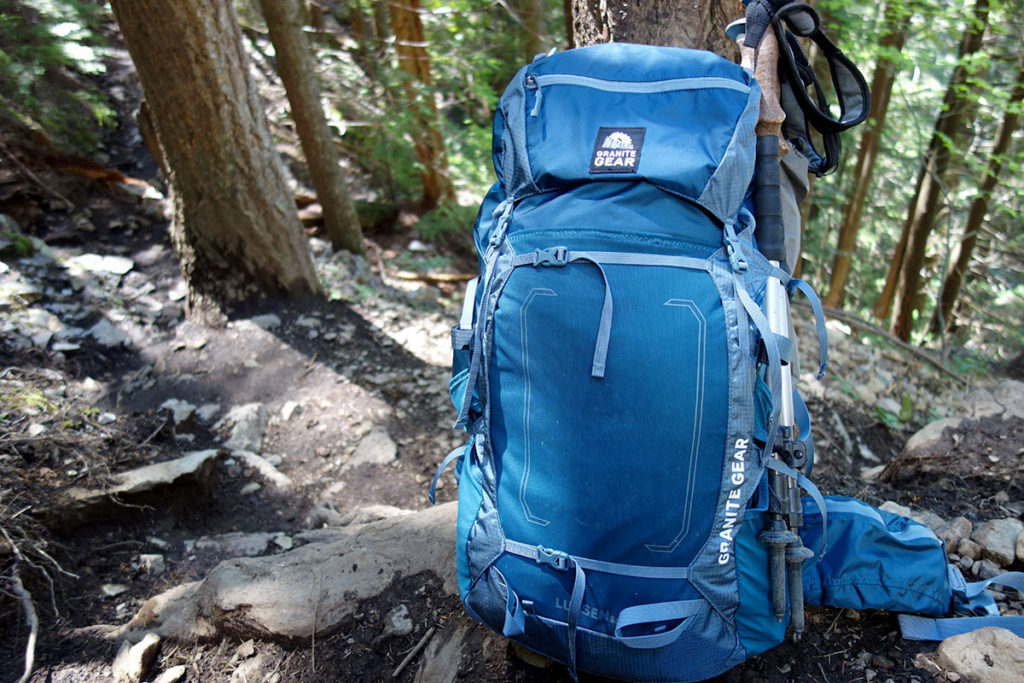 Aside from the Re-Fit adjusters, the Lutsen is a very solid all-around pack. It's competitively priced at $220, and despite weighing only 3 pounds 1 ounce, is capable of hauling a load up to 40 pounds. We