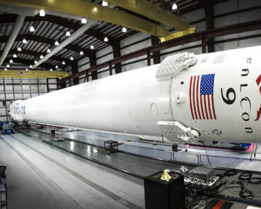 The SpaceX Falcon 9 Rocket