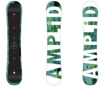 Amplid Stereo snowboards