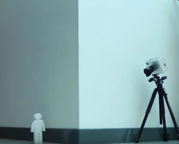 Engineers from MIT used a stationary camera to see around a corner.