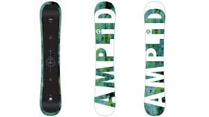 The Amplid Stereo 2016-2017 Snowboard