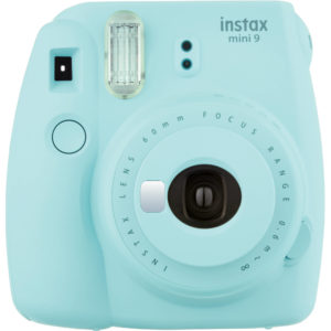 Blue Fujifilm Instax Mini 9