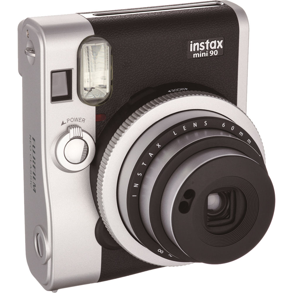 fujifilm instax mini 90 neo white background