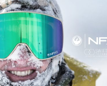 Dragon's NFX2 Goggles Switchlock Technology Is Great for Changing Lenses