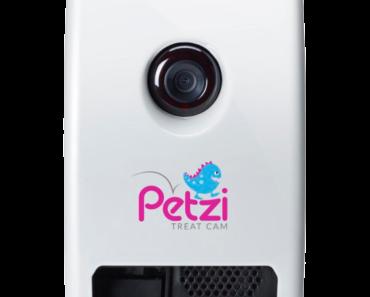 Petzi TreatCam
