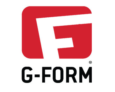 Gform logo on white background